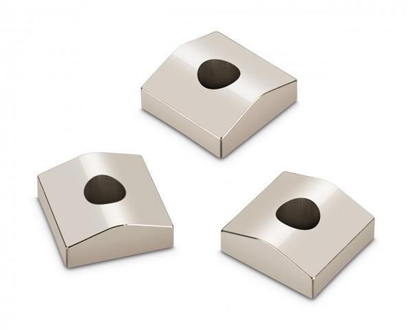 Saitenklemmstück für Locking Nut 6-Saiter mit Schrauben (3 Stück)