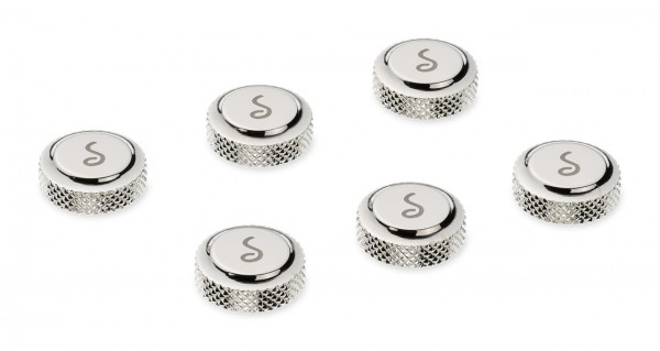 M6 Locking screws set of 6