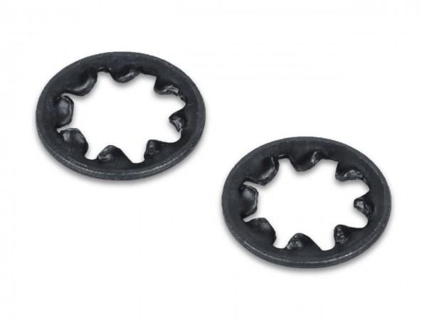 Zahnscheiben für Locking Nuts 6+7-Saiter