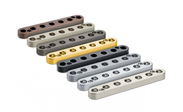 Hannes 7 string anchor plate