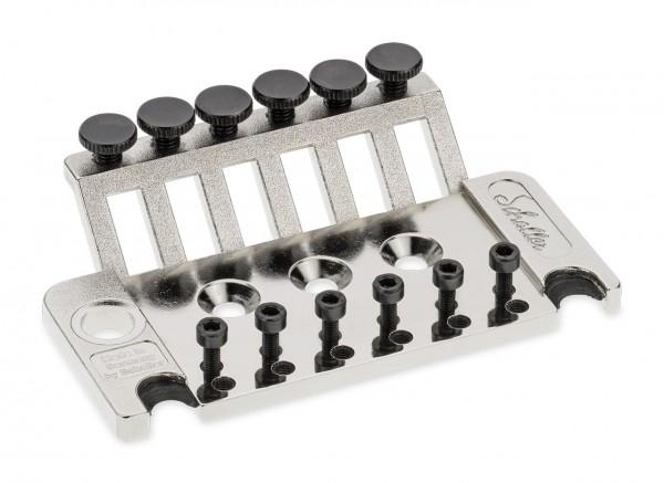 Tremolo Grundplatte LockMeister 6, 7, links + Schaller 6, links
